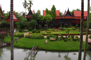 Bang Sai Royal Folk Arts and Crafts Center Ayutthaya Thailand