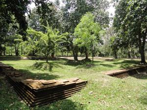 Dong Lakhon Ancient City Nakhon Nayok Thailand