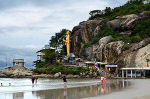 Hua Hin Beach Prachuap Khiri Khan Thailand
