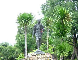 Huai Kha Khaeng Wildlife Sanctuary Uthai Thani Thailand