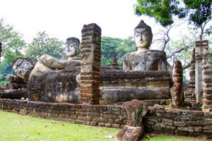 Kamphaeng Phet Historical Park Kamphaeng Phet Thailand