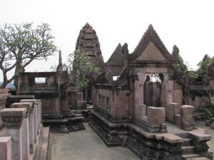 Khao Phra Wihan National Park Sisaket Thailand