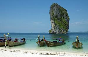 Koh Poda Krabi Thailand