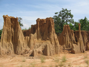 Ta Phraya National Park Sa Kaeo Thailand
