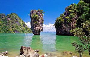 Phang Nga Bay Phang Nga Thailand