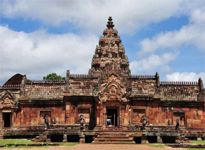 Phanom Rung Historical Park Buriram Thailand