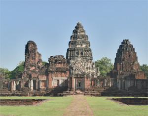 Phimai Historical Park Nakhon Ratchasima Thailand