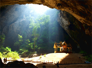 Phraya Nakhon Cave Prachuap Khiri Khan Thailand