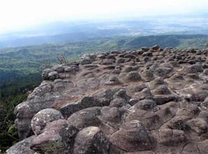 Phu Hin Rong Kla National Park Phetchabun Thailand