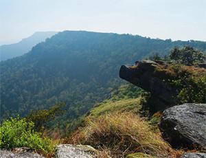 Phu Luang Wildlife Sanctuary Loei Thailand