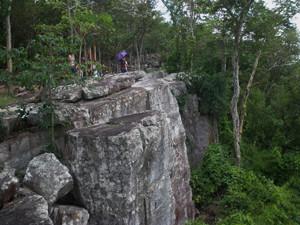 Phu Phan National Park Sakon Nakhon Thailand