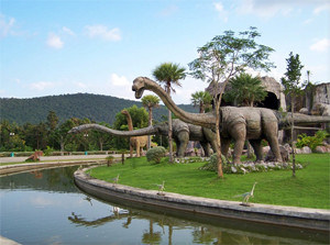 Phu Wiang Dinosaur Museum Khon Kaen Thailand