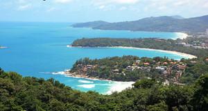 Kata Karon Viewpoint Phuket Thailand