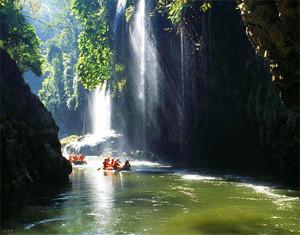 Raft & Trek to Thi Lor Su Tak Thailand