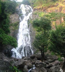 Sarika Waterfall Nakhon Nayok Thailand