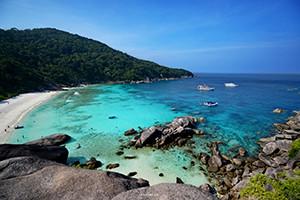 Mu Koh Similan National Park Phang Nga Thailand