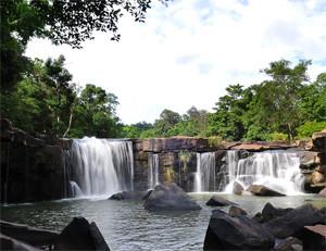 Tat Ton National Park Chaiyaphum Thailand