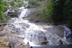 Ton Te Waterfall Trang Thailand