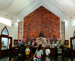 Wat Pa Sutthawat Sakon Nakhon Thailand