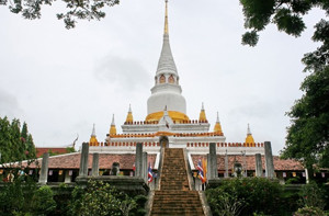 Wat Pha Kho Songkhla Thailand