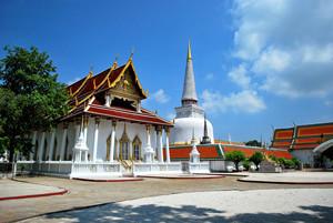 Wat Phra Mahathat Woramahawihan Nakhon Si Thammarat Thailand