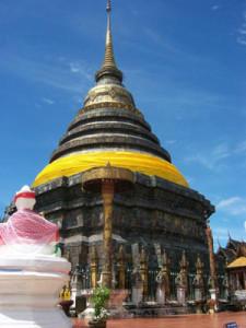 Wat Phra That Lampang Luang Lampang Thailand