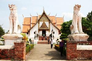 Wat Phumin Nan Thailand